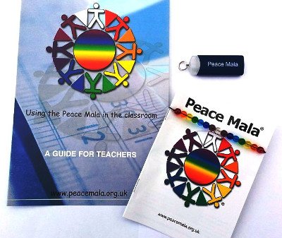 peace mala guide for teachers